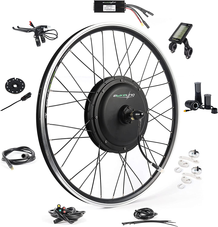EBikeling Waterproof Ebike Conversion Kit