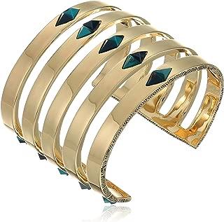 House of Harlow 1960 The Flip Side Cuff Bracelet