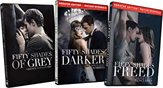 Fifty Shades Of Grey / Fifty Shades Darker / Fifty Shades Freed
