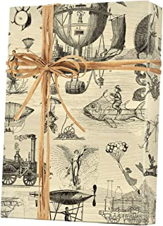 Extraordinary Voyages Rolled Gift Wrapping Paper - 24
