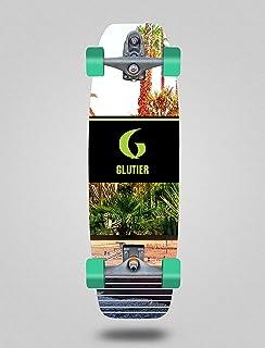 Glutier Surfskate with T12 Surf Skate Trucks Venic...