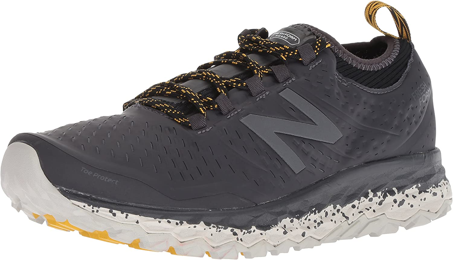 New Balance Mens Hierro V3 Fresh Foam Trail Running shoes