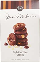 product image for Jm Foods Triple Chocolate Cookies, 6-Ounce