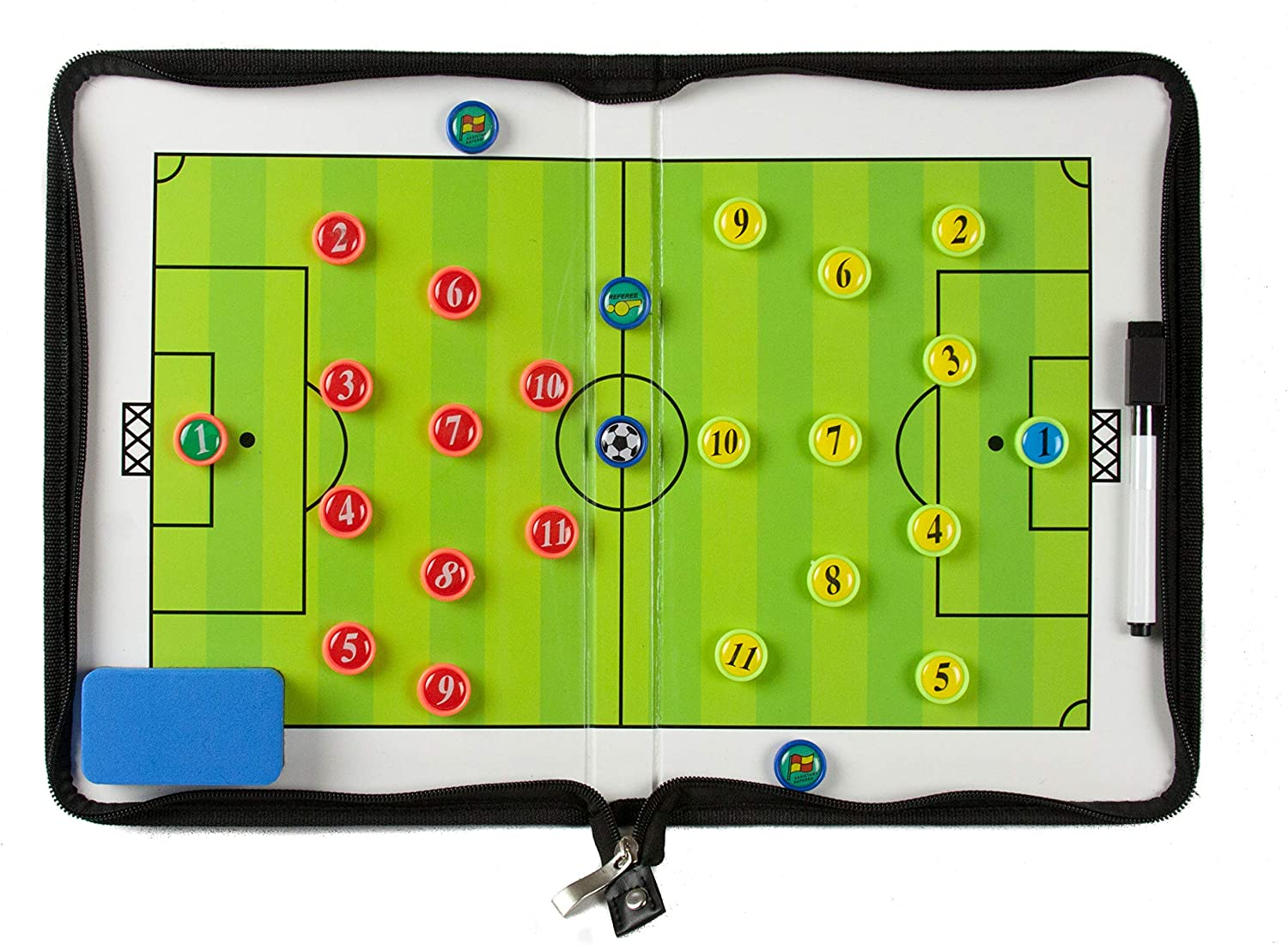 Coaches New product Vision Soccer Coaching Board Strategy Ranking TOP4 - Foldable w