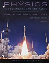 Bundle: Physics for Scientists and Engineers: Foundations and Connections, Volume 2, Loose-leaf Version + WebAssign Printed Access Card for Katz's ... and Connections, Single-Term Courses