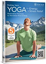 yoga for energy and stress relief