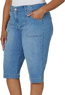 25049128c5a Amazon.com  Gloria Vanderbilt - Pants   Capris   Plus-Size  Clothing ...