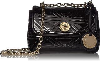 Emporio Armani Designer Glossy External Shoulder Cross Body Bag
