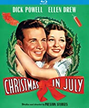 Christmas In July [Edizione: Stati Uniti] [Italia] [Blu-ray]