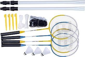Baseline 4 Player Badminton Set