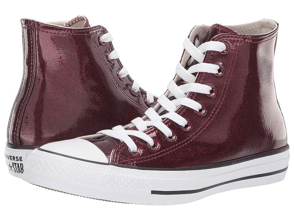 e895354091c6e2 Converse Chuck Taylor All Star Wonderworld Hi (Dark Burgundy White Black) Women s  Classic Shoes