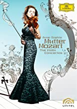 Best anne sophie mutter mozart violin concertos Reviews