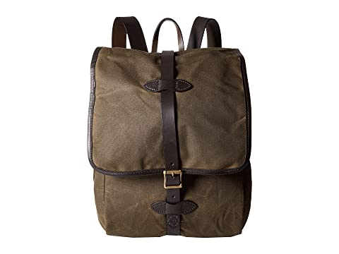 Filson Tin Cloth Backpack at Zappos.com 4ddf72a3b2