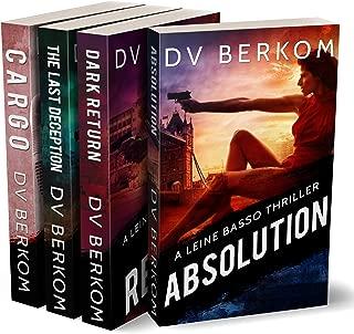 Leine Basso Thriller Series, Vol. 2: Cargo, The Last Deception, Dark Return, Absolution