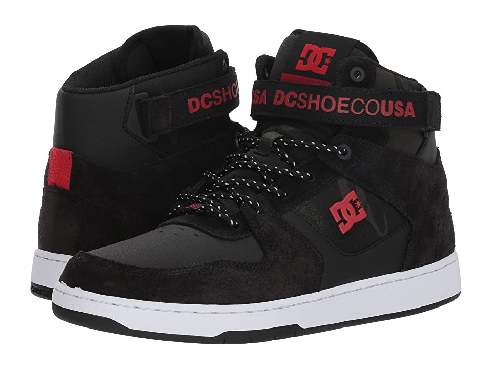 DC Pensford (Black/White/Red) Men