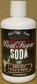 Vintage Root Beer Cane Sugar Soda Syrup 4 Pack
