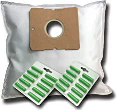 10 Staubsaugerbeutel passend für FIF WK 1400 A//E//EL