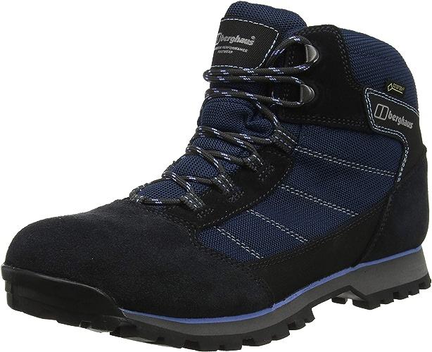 Berghaus Hillwalker Trek Tech, Chaussures de Randonnée Basses Femme