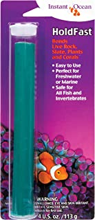Instant Ocean HoldFast Epoxy Stick, Fish Safe (HF-1), 4USoz./113g