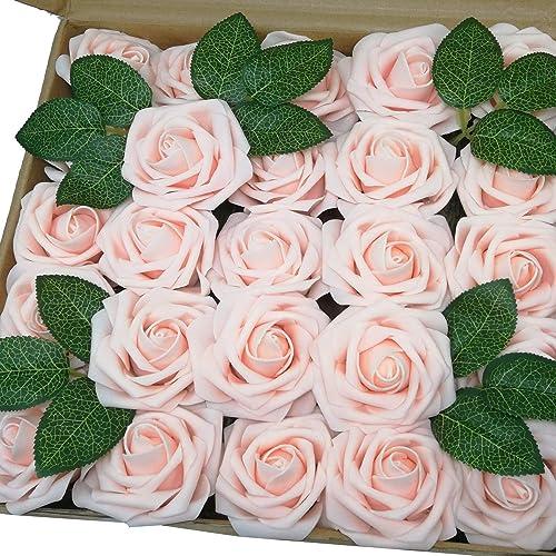 Blush Flowers Amazon Com