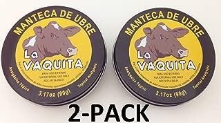 Manteca De Ubre La Vaquita 3.17 Oz. Topical Analgesic 2-PACK