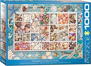 EuroGraphics Seashell Collection 1000-Piece Puzzle