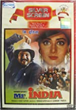 Mr. India * Anil Kapoor, Sridevi, Amrish Puri