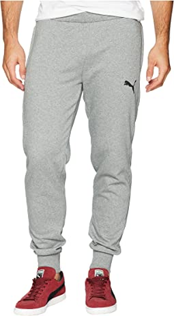 2dac7d0f4d0a Puma drop crotch pants light gray heather