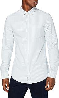 ORIGINAL PENGUIN Oxford Stripe Shirt Camisa para Hombre