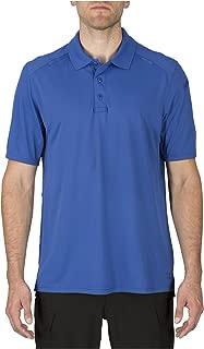 5.11 Tactical Men's Helios Short Sleeve Polo Shirt
