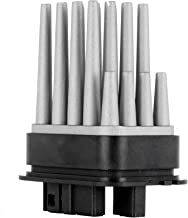 Air Conditioning Heater Fan HVAC Blower Motor Resistor SCITOO Regulator fit 2003-2007 Saab 9-3