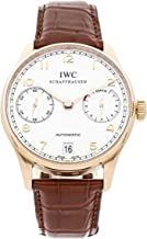 IWC Portugieser Mechanical (Automatic) Silver Dial Mens Watch IW5001-01 (Certified Pre-Owned)