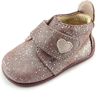 Balina Rose Bopy Mary Jane Girls Leather Shoes Made in France