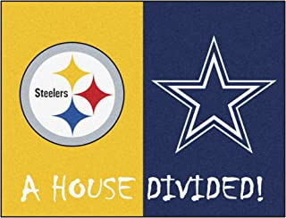 house divided cowboys texans