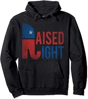 Best raised right republican sweatshirt Reviews
