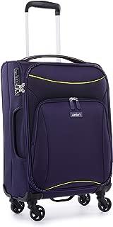 Antler 4263195026 Zeolite 4W Cabin Roller Case Carry-Ons (Softside) Purple 56 cm