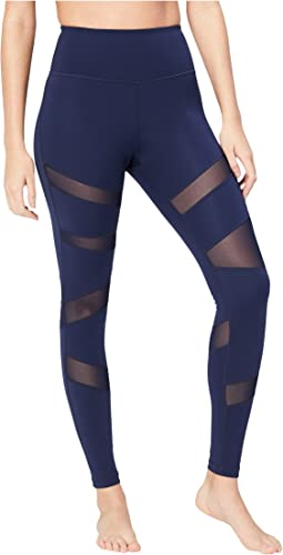 Icon Series - The Warrior Mesh Leggings
