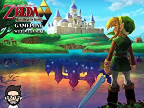 The Legend of Zelda A Link Between Worlds Gameplay With Mega Mike