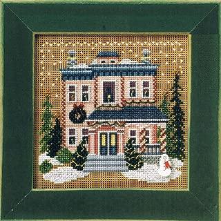 Victorian House - Cross Stitch Kit