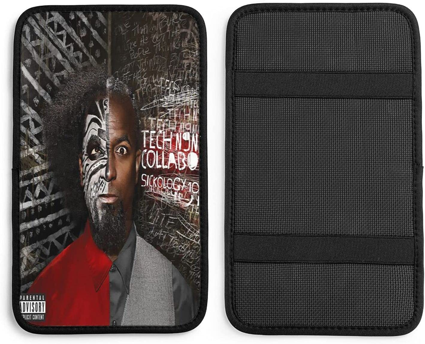 Tech N9ne Car Armrest At the price Cover Auto Pad Console Center Max 79% OFF Soft Comfort