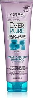 L'Oréal Paris EverPure Sulfate Free Repair & Defend Shampoo, 8.5 fl. oz.