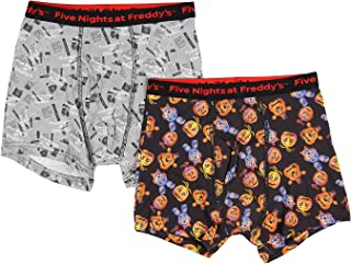 Intimo Boys' Five Nights at Freddy's Underwear 2 Pack