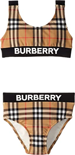 e8ce26c58b8a Girls Burberry Kids Two Piece Swim + FREE SHIPPING