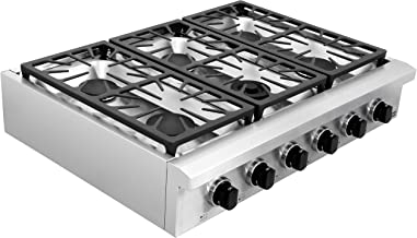 Best ge cafe gas cooktop Reviews