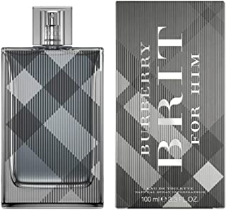Burberry Brit For Him Edt Vapo 100 Ml 1 Unidad 100 ml