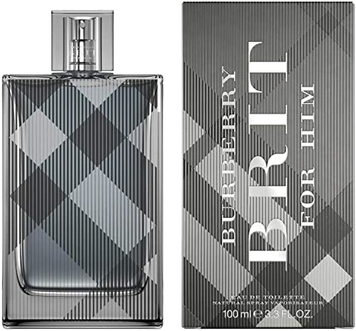 Burberry brit for him,eau de toilette per uomo,  100ml 5045493535429