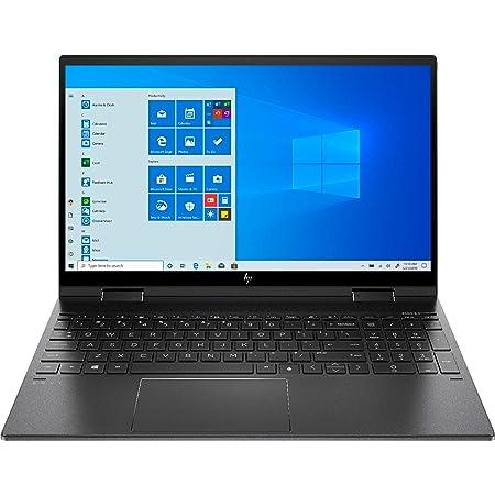 """HP Envy X360 2-in-1 15.6"""" FHD IPS Multitouch Screen Laptop   AMD Ryzen 7-4700U 8 cores   16GB RAM   512GB SSD   AMD Radeon   Backlit Keyboard   Fingerprint Reader   HDMI   Windows 10"""