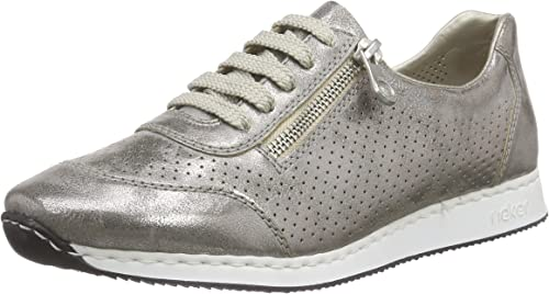 Rieker 56016 mujer Low-Top - Hauszapatos mujer