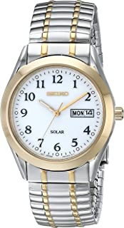 Best mens seiko watch with expansion band Reviews