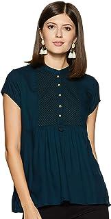 Rangriti Women's Regular Fit T-Shirt
